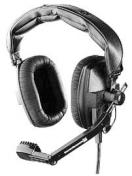Intercom, Headset, Beyer D. DT 109 double, Gr