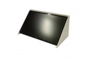 "Monitor  27"", Cover white 45dgr"